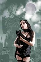 Selina Kyle: Catwoman by pypeworks