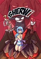 Sherwi Chapter 2, Cover Page. by GERPH
