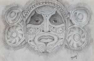Theyyam by manulal