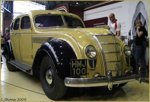 1934 Chrysler Airflow by Stumm47