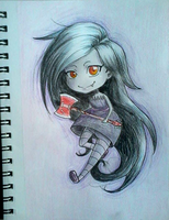 Marceline chibi by Rigris