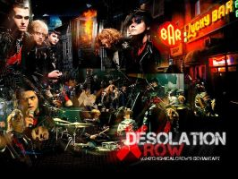Desolation Row by MyChemicalCrew