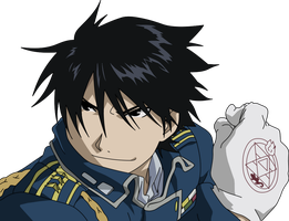 Roy Mustang by Naruto-lover16