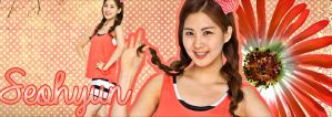 Seohyun SNSD Wallpaper by Costaria23