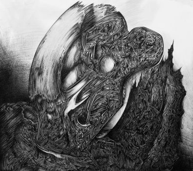 The entity of love within by Heathenflame