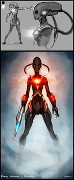 XCOM Outsider Redesign by Timmon26