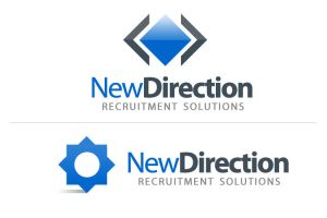 New Direction - Logo Design by Alneo