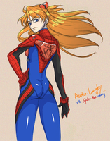 Asuka Langley by erikasos119