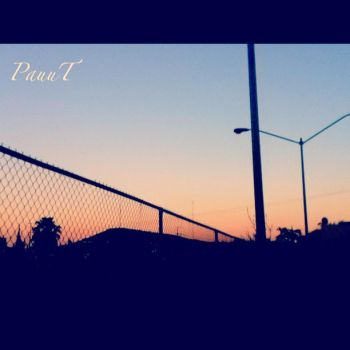 The sky in the park by PauuT