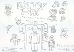 Doctor Who Poster by Robbie18