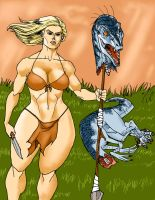 Shanna The She-Devil Complete by packraptor