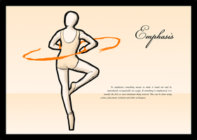 Ballet poster - Emphasis by karidyas