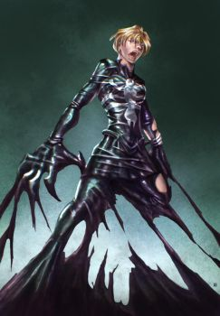Sailor Uranus Symbiote by cric