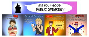 Are You A Good Public Speaker? by Kittensoft