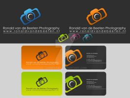 Design photographer logo, card by yorkstar