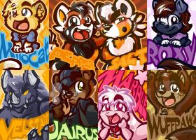 FC 2015 MEGA BATCH by LilChu