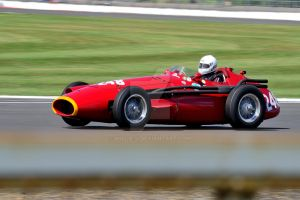 Maserati 250F No 248 by Willie-J