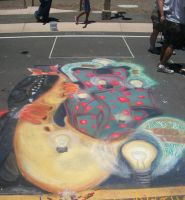 Street Art Competition Entry by iTriela