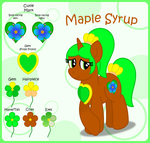 Reference Guide - Maple Syrup by Speedy526745