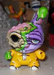 chemical spill dunny by anthonyDeVito