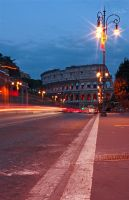 Via dei Fori Imperiali by Bliss89