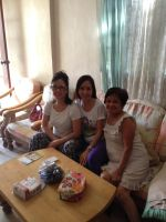 My Mom and Two Aunts by WarriorNun