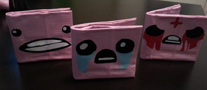 Isaac wallets by DuctileCreations