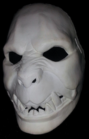 Moster Mask WIP First Cast 1 by foxdog77