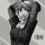 Farscape - Chiana by famira