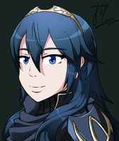 FE: Awakening - Lucina by Xeon-Licrate