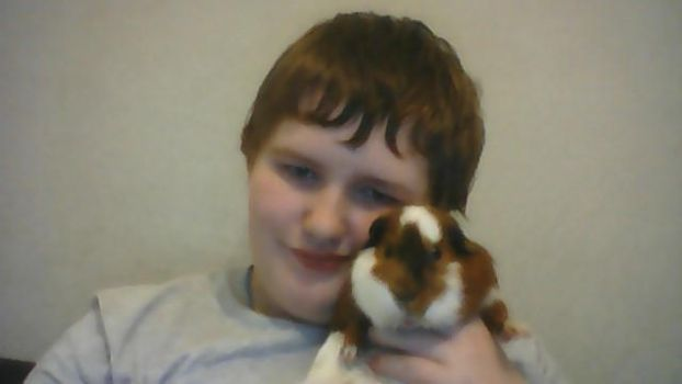 me with gizmo by psychopathneb