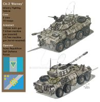 Commission: Blarney IFV by contrail09