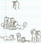More Doodles by q-bii