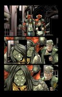 Undercity I page 1 by johnnymorbius