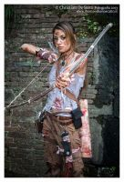 Tomb Raider Reborn - Miss Croft by FuinurCroft