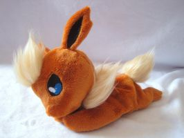 Flareon Beanie Baby by FollyLolly