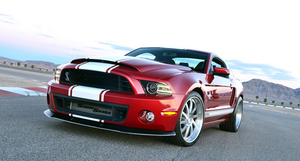 2013 Super Snake by StrayShadows
