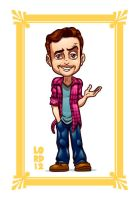 The New Girl - Nick by lordmesa