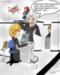 KH2 - Ansem Reports yeah.... by Krazy-Chibi