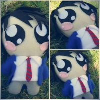 new gerard way doll by galoveunicorns