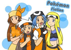 Pokemon fiction by Gkenzo
