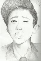 EXO: ChanYeol by Sabrinacchi