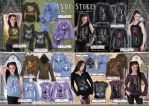 Anne Stokes Collection shirts by Ironshod