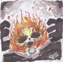 Ghost Rider by soliton