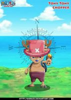 Tony tony chopper by donaco