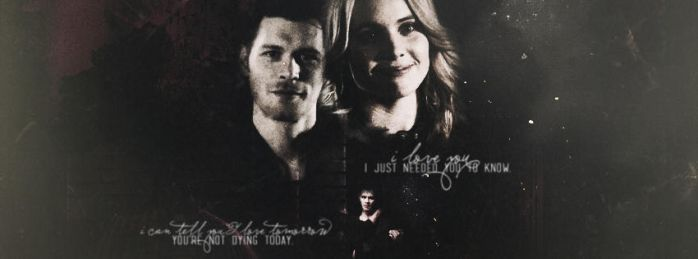 Klaus + Camille | Timeline Libere #O1 by MysteriousTemptress