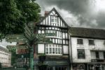 The Shambles street by Jurnov