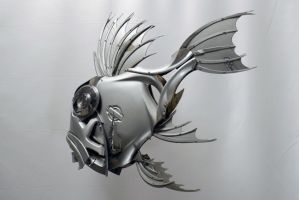 John Dory by HubcapCreatures