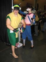 Ember Island players Toph Jet by E1L0n3wy