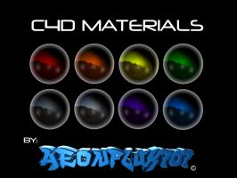 C4D_Materials_1 by aeonflux707